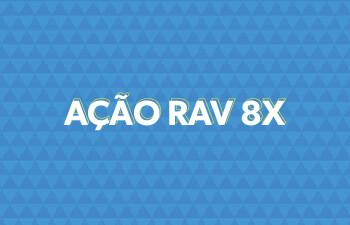 Ação RAV 8X